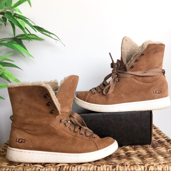 UGG Shoes | Ugg Starlyn Sneaker Lace Up
